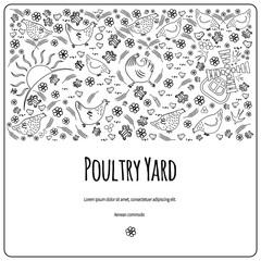 Poultry Yard frem 9