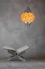 Arab Lamp, Book, Ramadan