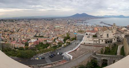 Neapel, Italien, Straßen, Gasse, Innenstadt, Gebäude