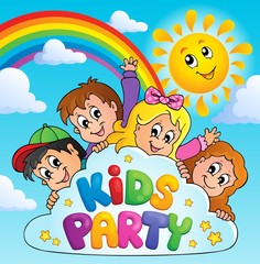 Kids party topic image 9