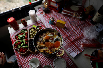 The Wider Image: Turkey's Eastern Express puts romance back on tracks