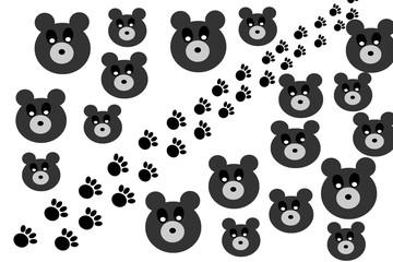 Cute bear wallpaper