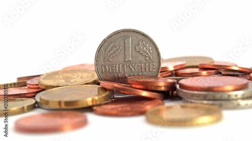 Deutsche Mark Münzen Stockfotos Und Lizenzfreie Bilder Auf Fotolia