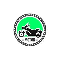 motorcycle vintage logo