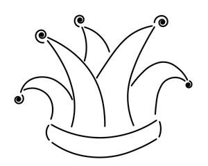 Cap of the clown