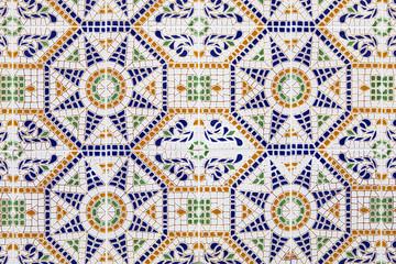 Patterned Tiling