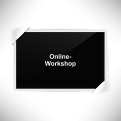 Foto Rahmen Querformat - Online Workshop