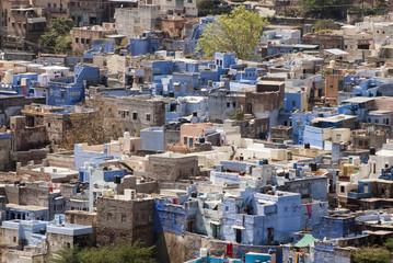 La ciudad azul (Jodhpur-India)