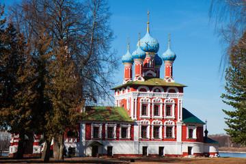 The Tsarevich Dmitry Church on Blood