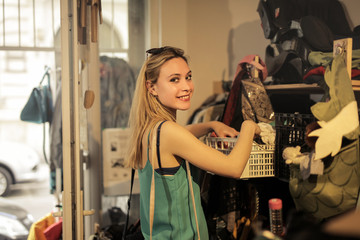Looking for vintage clothing
