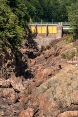 Wasserfall Trollhättan