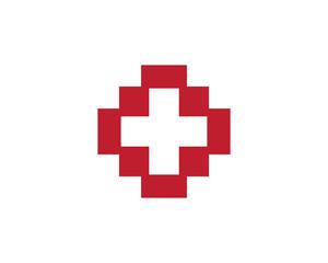 healthcare medicine care hospital clinic symbol emergency