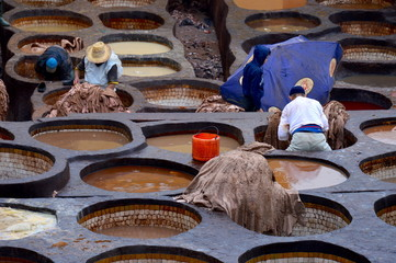 Fes Tanneries 3