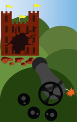 Firepower of the Cannon