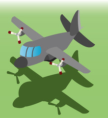 Military Airplanes 4
