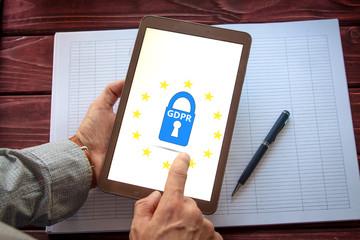 General Data Protection Regulation or GDPR