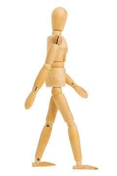 figure in walking pose