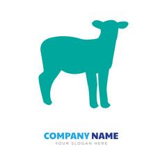 black sheep company logo design