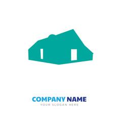 old barn company logo design