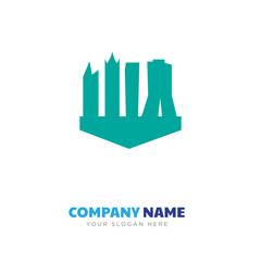 future city company logo design