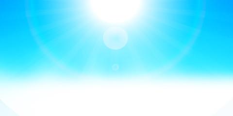 空 夏 風景 背景