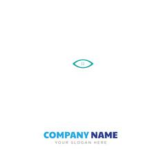 Star clothes button company logo design