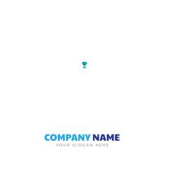 Trophy company logo design