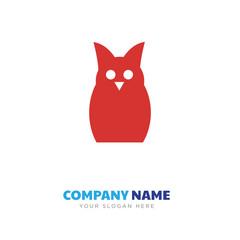 Owl company logo design