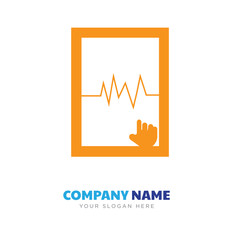 medical company logo design