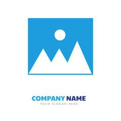 Image company logo design