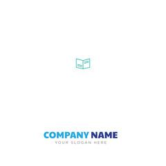 book company logo design