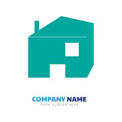 Home company logo design