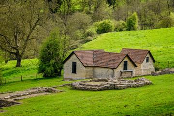 Great Witcombe Roman Villa, Gloucester