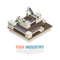 Sea Food Production Background