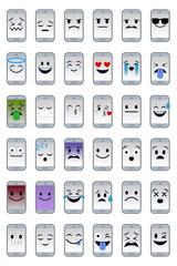Smartphone Emoji Set