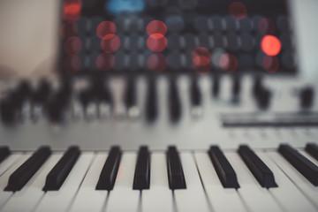 keyboard key closeup
