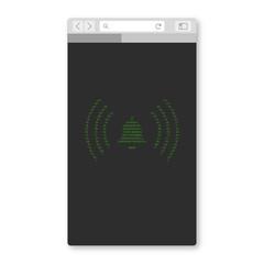 Mobil Browser - Alarm