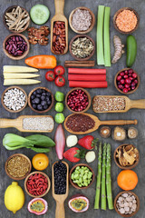 Healthy Nutrition Food