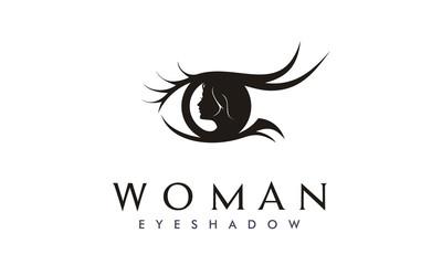 Woman Eyes logo design inspiration
