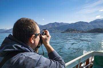 Fotografo al Lago di Como