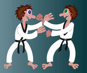 Karate Moves 2
