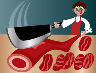 Mr Nice Butcher