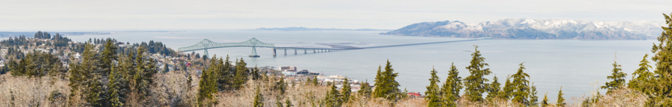 Astoria, Oregon and the Columbia River Bar