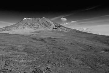 mt kilimanjaro tanzania africa