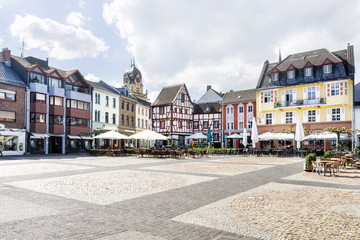 Alter Markt in Euskirchen