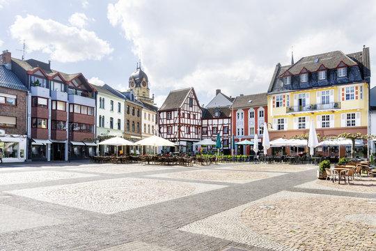 Alter Markt in Euskirchen