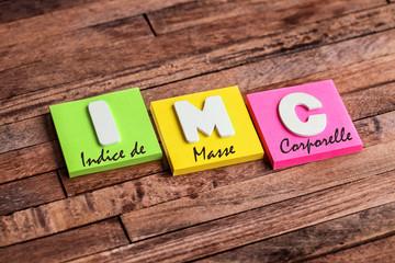 post-it acronyme :  IMC