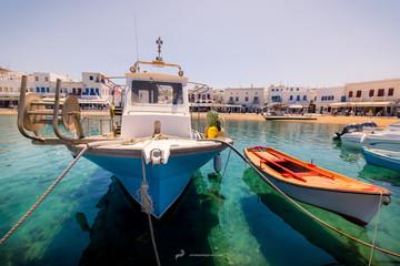 Mykonos island Greece 2018
