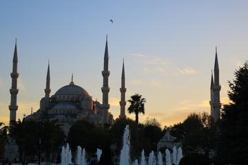 Sultanahmet Mosque (aka Blue Mosque)
