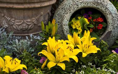 꽃 박람회장